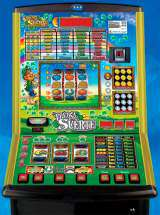El Trebol de la Suerte the Fruit Machine