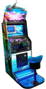 Sky Jet the  Arcade Video Game
