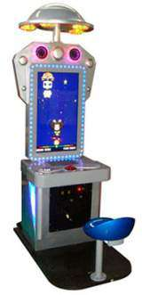 Star Panda the  Arcade Video Game