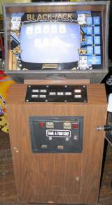 Black-Jack the Arcade Video Game