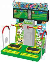 Hopping Road the  Arcade Video Game PCB