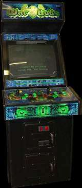 War Gods the Arcade Video Game PCB