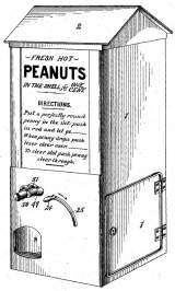 Improved Peanuts the Coin-op Vending Machine