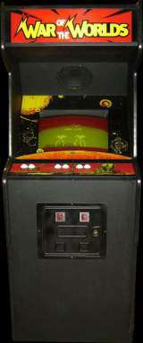 War of the Worlds Arcade Video Game