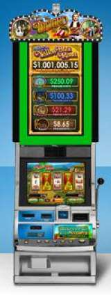 Follow the Yellow Brick Road [The Wizard of Oz] the  Slot Machine