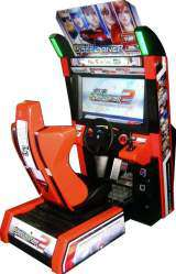 Speed Driver 2 - Over Take the  Arcade Video Game PCB