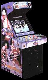 Wayne Gretzky's 3D Hockey the Arcade Video game