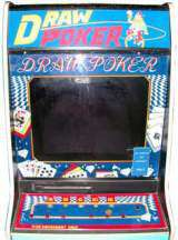 Draw Poker the Arcade Video Game PCB