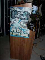 Wheel of Fortune the  Video Game PCB