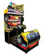 Hummer the Arcade Video Game PCB