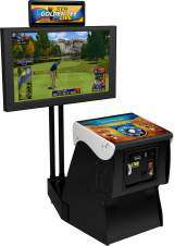 Golden Tee Live 2009 the  Arcade Video Game PCB