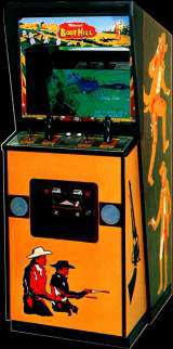 Boot Hill [No. 612] the  Arcade Video Game