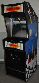 Missile Storm the Arcade Video Game PCB