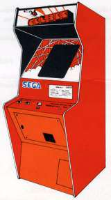 Gee Bee the  Arcade PCB