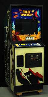 Space Invaders [Upright model] [No. 739] the  Arcade Video Game