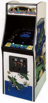 Galaxian [Model 866] the Arcade Video Game