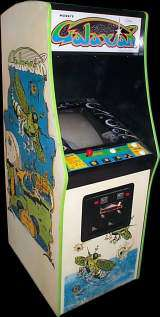 Galaxian [Upright model] [No. 866] the  Arcade Video Game