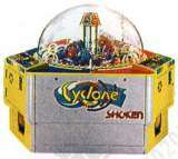Cyclone the Coin-op Redemption Game