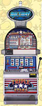 Triple Stars [MultiWay] the Slot Machine