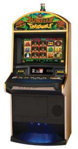Jungle Treasures the  Slot Machine