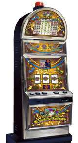 777 Bourbon Street the Slot Machine