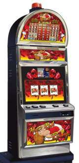 Hot Red Ruby the  Slot Machine