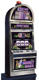 Mr. Money Bags the  Slot Machine
