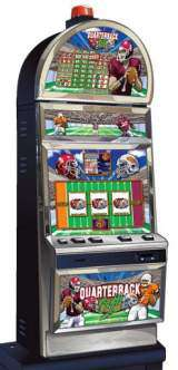 Quarterback Cash the  Slot Machine