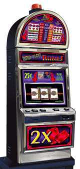 Red Hot Rubies 2X the  Slot Machine
