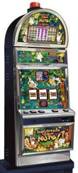 Squirrels Gone Nuts! the  Slot Machine
