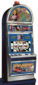 Super Speedway Sevens [Blue model] the  Slot Machine