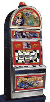 Super Speedway Sevens [Red model] the Slot Machine