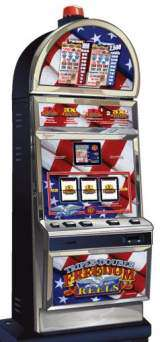 Triple Double Freedom Reels the  Slot Machine