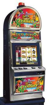 En Busca del Tesoro the Slot Machine