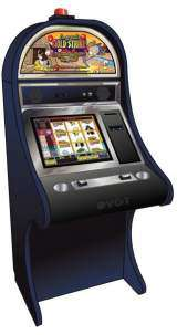 Crazy Bill's Gold Strike [Video Slot model] the  Slot Machine