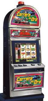 Carrera de Oro the  Slot Machine