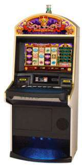 Golden Treasure the  Slot Machine