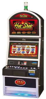 Blazing 7's [Hot Shot Progressive] [Video Slot] the  Slot Machine