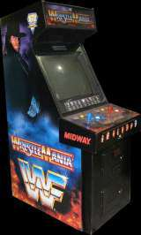WWF - Wrestlemania the Arcade Video game