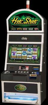 All About Money [Hot Shot Progressive] [Video Slot] the Slot Machine