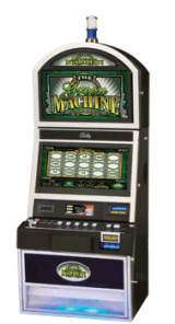 s h green sts slot machine