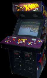 X-Men [4-Player model] the Arcade Video game