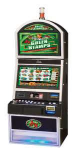 S & H Green Stamps the  Slot Machine
