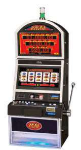 Blazing 7's [Stepper Slot] the  Slot Machine