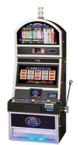 Double Diamond Line the  Slot Machine