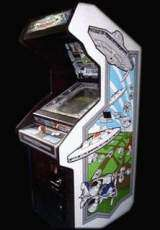 Xevios Arcade Video Game