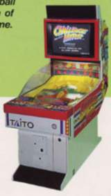 Challenge Hitter the  Arcade Video Game PCB