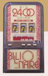 Billionaire [Model MS-002] the Slot Machine