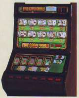 Five Card Draw the  Slot Machine