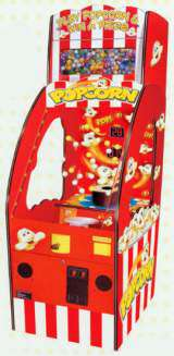 Popcorn [Prize Dispenser model] the  Redemption Game